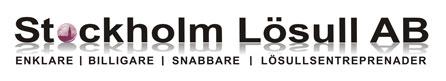 Stockholm Lösull Logo